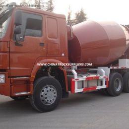 Hot Sale 3 Axles Concrete Mixer Trailer Truck