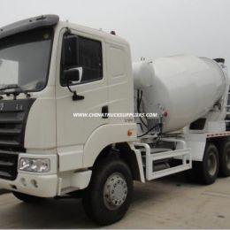 12cbm-15cbm Transport Trucks Concrete Mixer for Sale