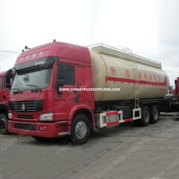 30t, Bulk Truck 6X4 Bulk Cement Transport Truck/Dry Mortar Tru