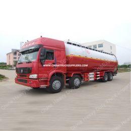 HOWO 8X4 20cbm Powder Material Truck/Dry Bulk Cement Truck