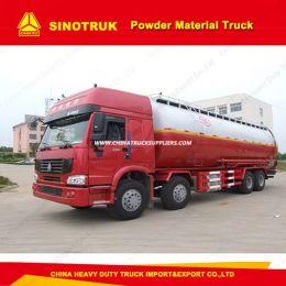 HOWO 30000L 8X4 Bulk Cement Truck/ Powder Material Truck