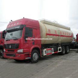 Sinotruk HOWO 6X4 30000L Bulk Cement Transport Tank Truck