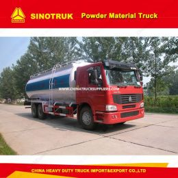 China Manufacture HOWO Bulk Cement Tank Truck with 30m3 Capacity