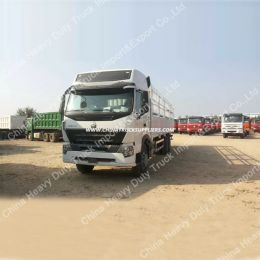 Sinotruk HOWO A7 6X4 30 Tons Stake Cargo Truck