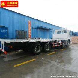 Sinotruk HOWO 8X4 50 Tons Flatbed Truck Cargo Truck