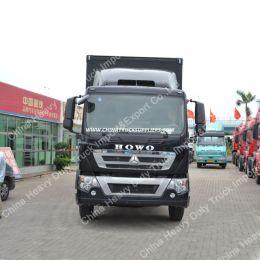 Sinotruk Man Engine 15ton Lorry Truck for Van Vehicle/Cargo Va