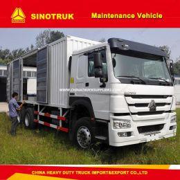 Sinotruk HOWO 6X4 Maintenance Vehicle