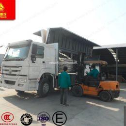 Sinotruk HOWO 6X4 Wingspan Van Truck