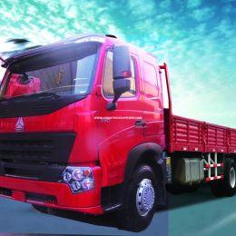 HOWO 6*4 371 HP Van Truck /Cargo Truck