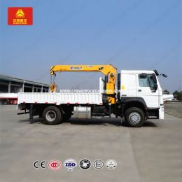 HOWO 6X4 20ton Truck Mounted Crane with Top Quality