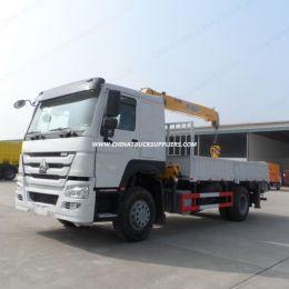 Sinotruk HOWO 25-30ton Truck Mounted Crane