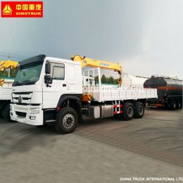 Sinotruk HOWO 6X4 290HP Truck with