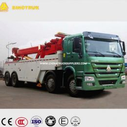 HOWO 8X4 50t Recovery Truck Wrecker