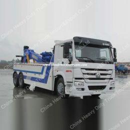 Sinotruk HOWO 6X4 15 Ton Heavy Duty Wrecker Truck