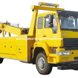 HOWO 6*4 50t Road Wrecker Truck Tow Truck