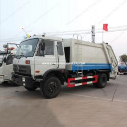 HOWO Light Duty 8m3 Compaction Garbage Truck Rubbish Truck