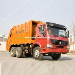 Sinotruk 6*4 HOWO Compaction Garbage Truck
