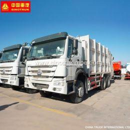 Trash Trucks For Sale >> Cnhtc Trash Truck 12m3 18cbm Garbage Compactor Truck Trucks