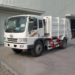Sinotruk FAW 4X2 10m3 Refuse Garbage Truck