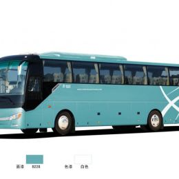 Rhd/LHD 10-12m 55-60seats Large Coach/Tourist Bus