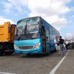 51 Seats Tourism Bus, Coach Bus, Light Bus, Big Bus