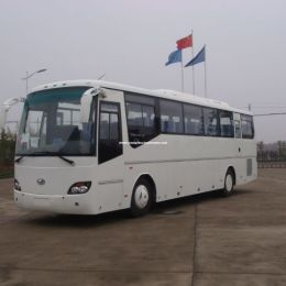 6m 19-24 Seats Front Engine Coach Bus