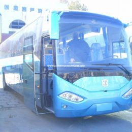 30 Seats Luxury Coach Tourist Bus with Good Price