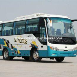 35-39passenger Seats Minibus
