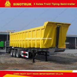 Sinotruck HOWO Dump Trailer Truck Semi Trailer with Top Quality