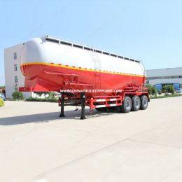 Good Quality Semi Trailer 30m3 Bulk Cement Tanker Semi Trailer From China