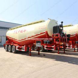 3 Alxe 40cbm 45 Cbm Dry Bulk Cement Tanker Cement Bulker Tank Semi Trailer for Dangote