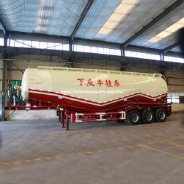 China Manufacturer Ctil 45 Cbm 3 Axles Factory Direct Bulk Cement Tanker Semi Trailer