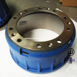 Yutong Spare Parts Rear Brake Drums