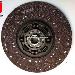 Yutong Bus Spare Parts Clutch Driven Plate Clutch Disc (NO. 1601-00447)