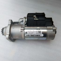 Bus Engine Spare Parts 3708-00332 Starter Motor for Yutong Bus