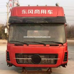 China Heavy Truck Parts Production Plant Dongfeng Dumper Truck Cabin