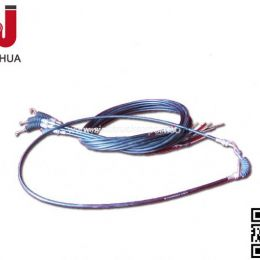 Sinotruk HOWO Spare Parts Wg9725570001 Throttle Cable Assembly