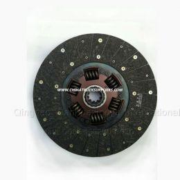 Original HOWO Clutch Disc Clutch Driven Plate Assembly Wg9725160390