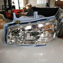 Sinotruk HOWO Wg9716720001 Head Lamp