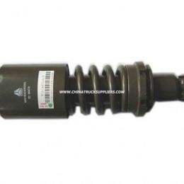 Sinotruk HOWO Spare Parts Shock Absorber Assembly Wg1642430285