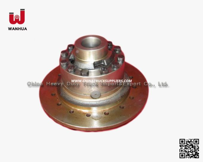 HOWO Truck Spare Parts Differential Assembly No. A2 3235K2143I