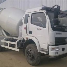3m3 4m3 Dongfeng 4x2