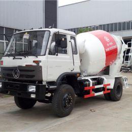 Dongfeng 153 4x2 6cbm 7cbm concrete mixer transport truck