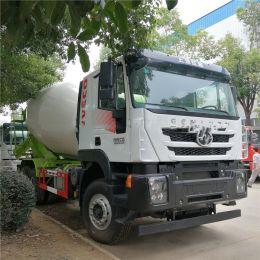 IVECO 6X4 left hand drive 14 cubic concrete mixer truck