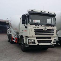 SHACMAN F3000 6x4 concrete mixer truck 9m3 10 cubic