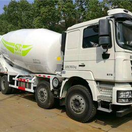 Shacman F3000 8X4 Type 12m3 14m3 15m3 Concrete Mixer Truck
